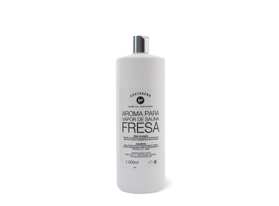 aroma sauna fresa costarena